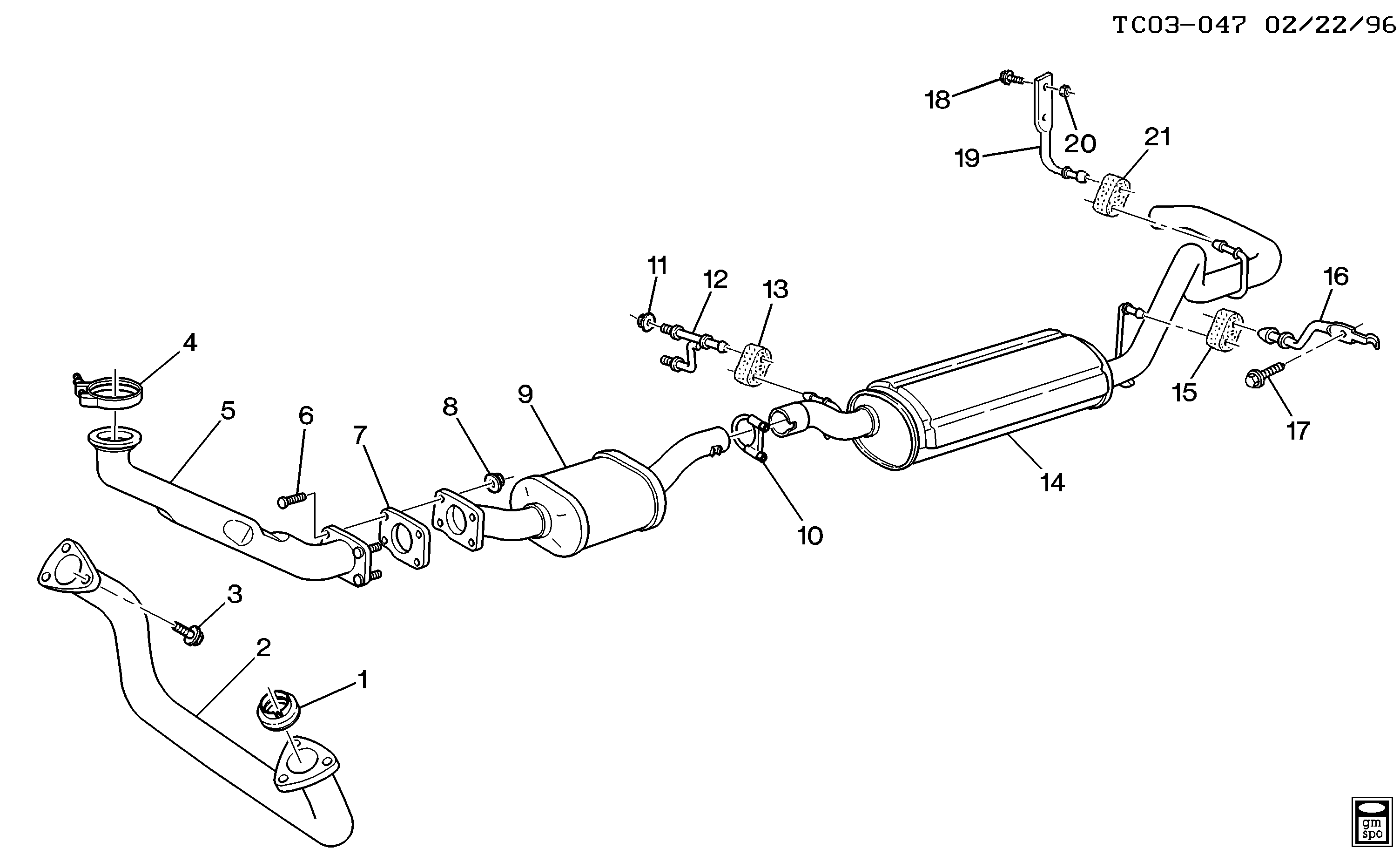 2004 chevy tahoe catalytic
