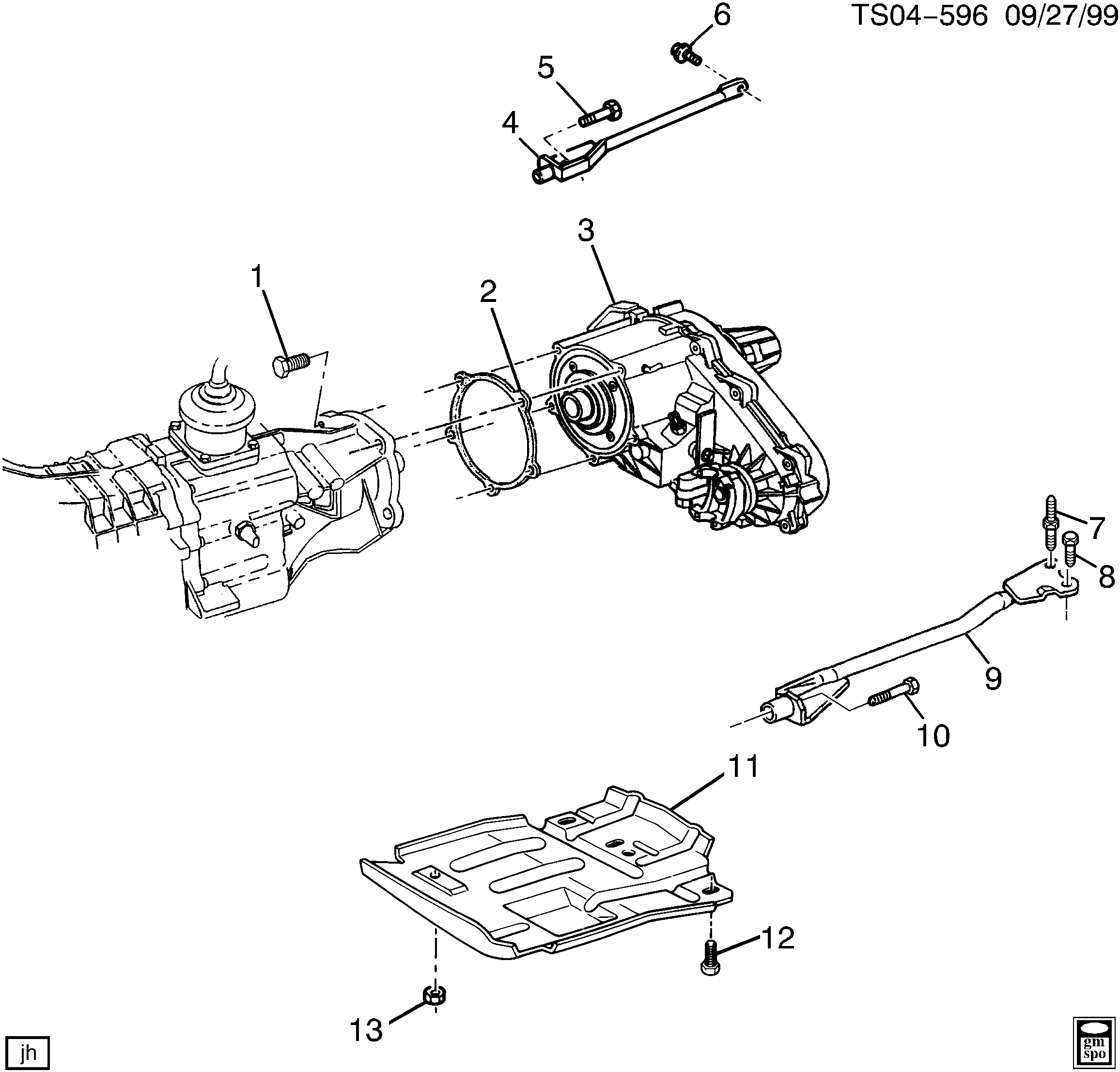 detailed parts gm catalog