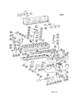 350 5 7l Engine Diagram additionally 706785 Distributor Wire Placement besides Gm Parts Diagrams Part Numbers in addition Jcb Starter Wiring Diagram likewise 1978 Mercruiser Wiring Diagram Hei. on wiring diagram mercruiser starter