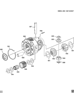 Dodge Ram Front End Parts Diagram as well Buick Oil Pump Cover further 2007 Volvo Engine Parts List furthermore Ford Steering Gear Box Seal additionally 05 Dodge Grand Caravan Front Suspension Diagram. on 2py3g dodge neon want replace rack pinion fluid leak