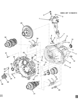 Aisin Manual Transmission