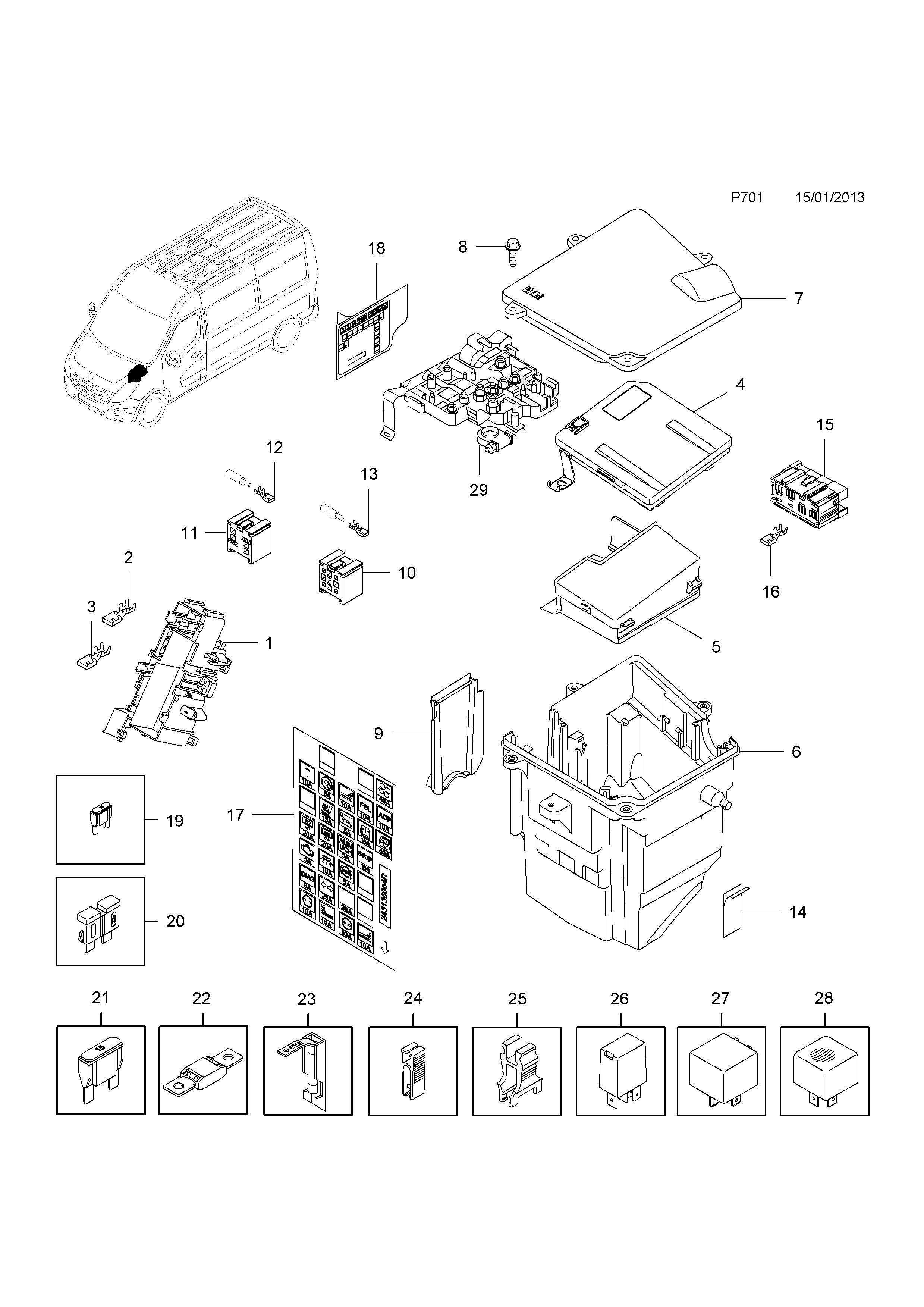 epc fuse box