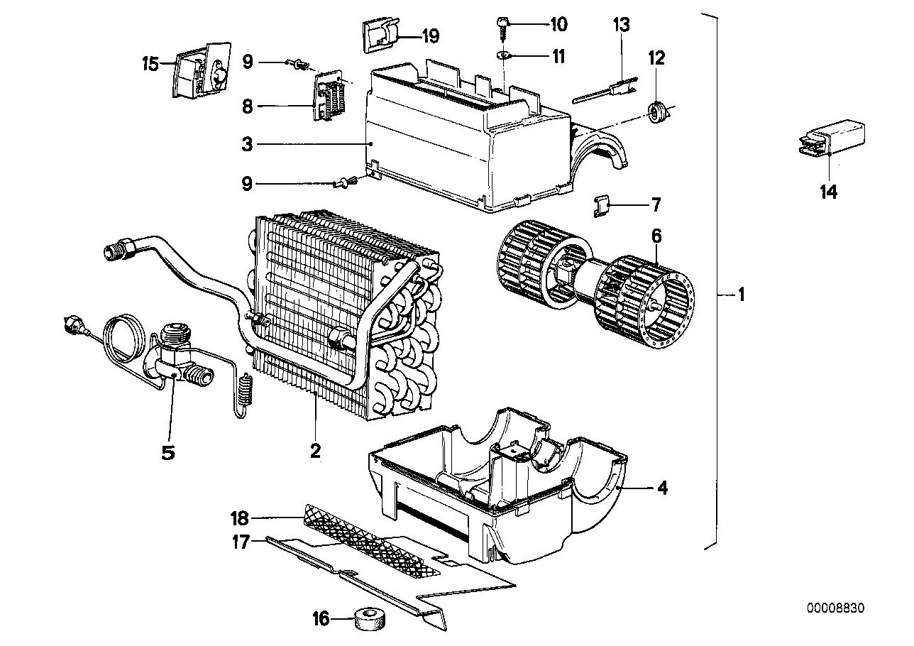 Air схема кондиционирования воздуха автомобиля бмв вариант, можно остановить