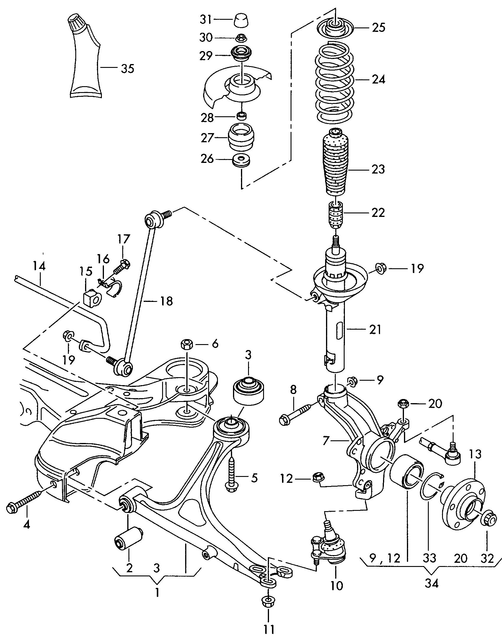 Audi s4 b5 gebrauchtteile