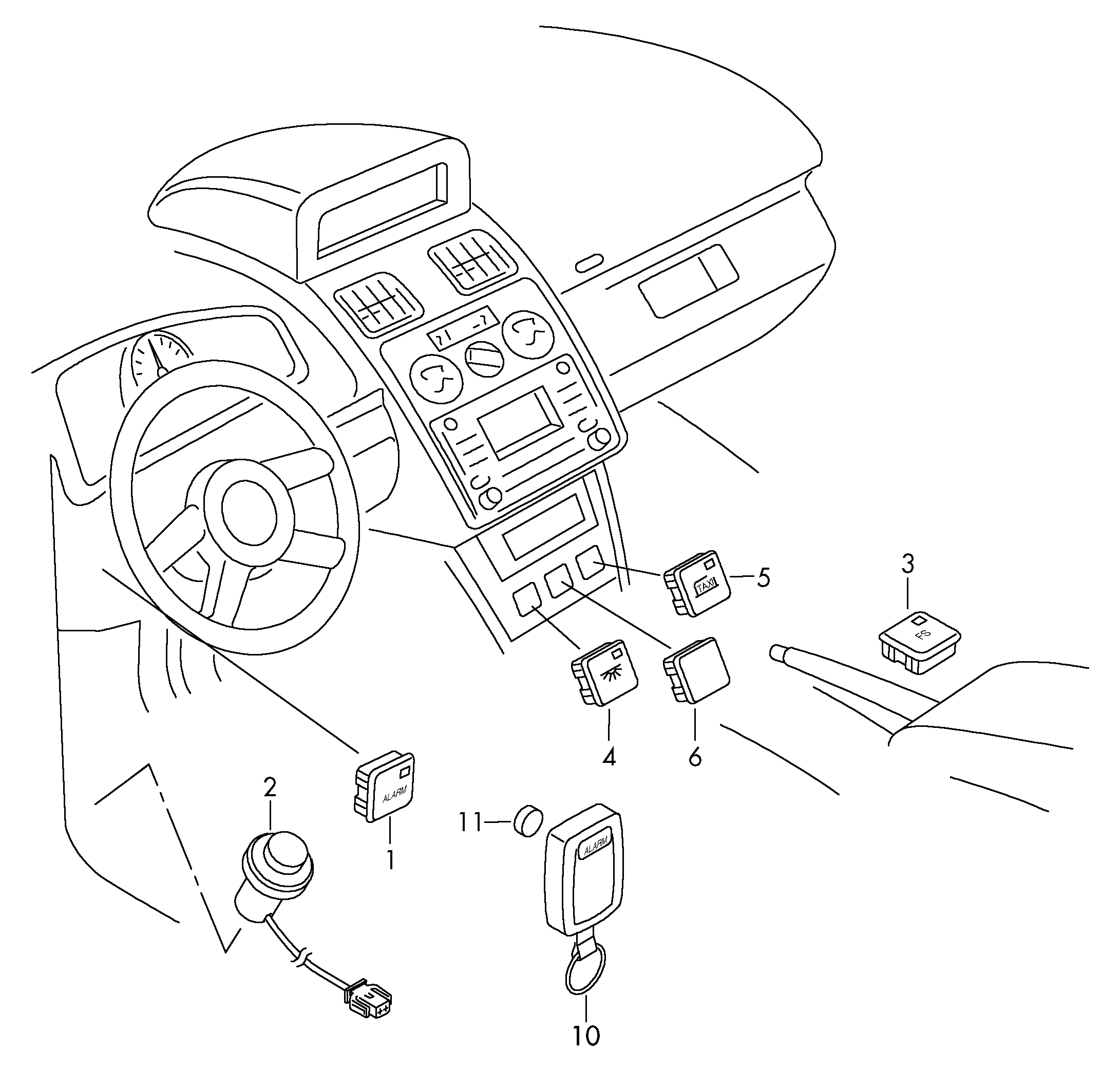 volkswagen sharan  2011 - 2016