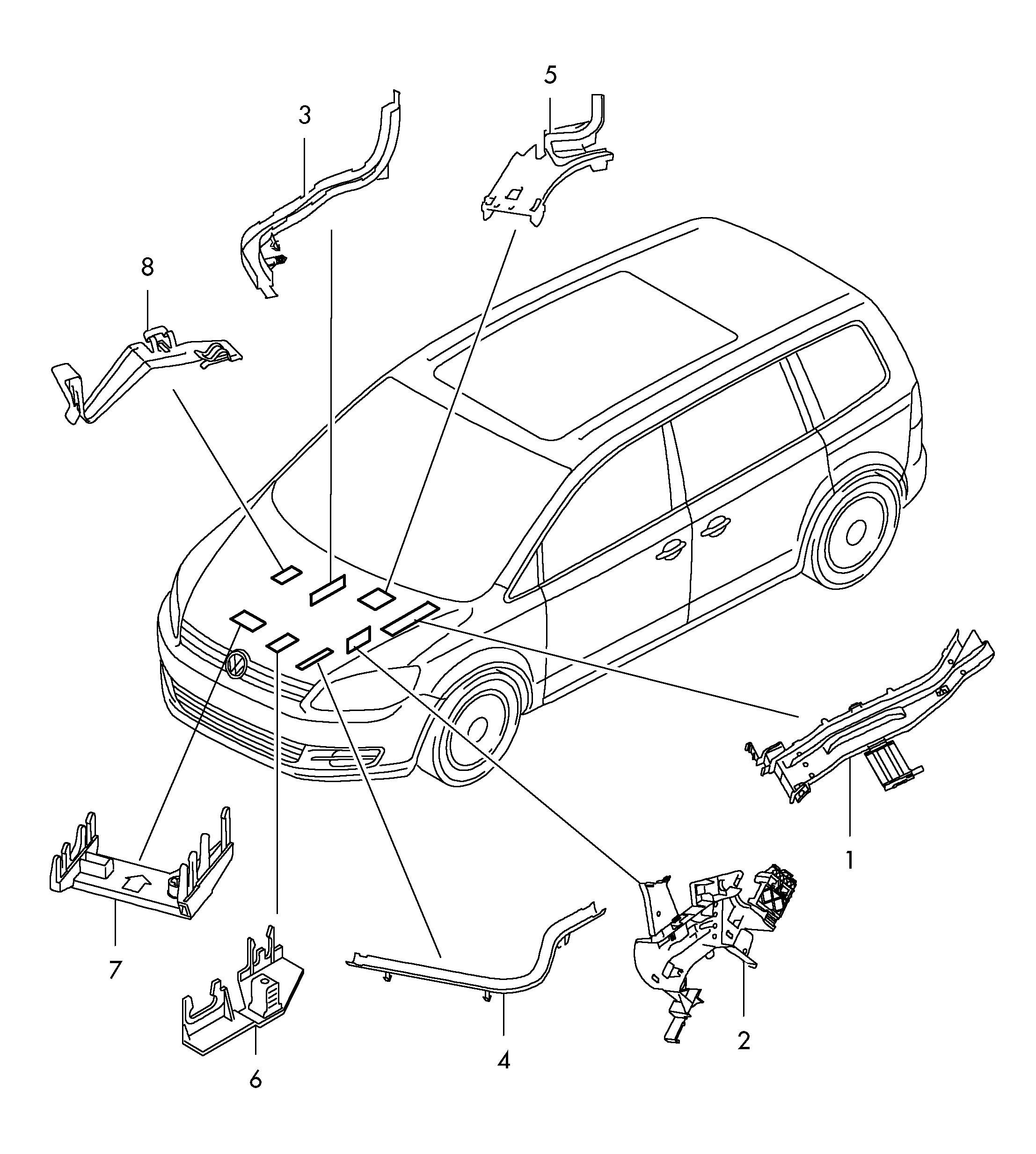 volkswagen sharan  2016 - 2017