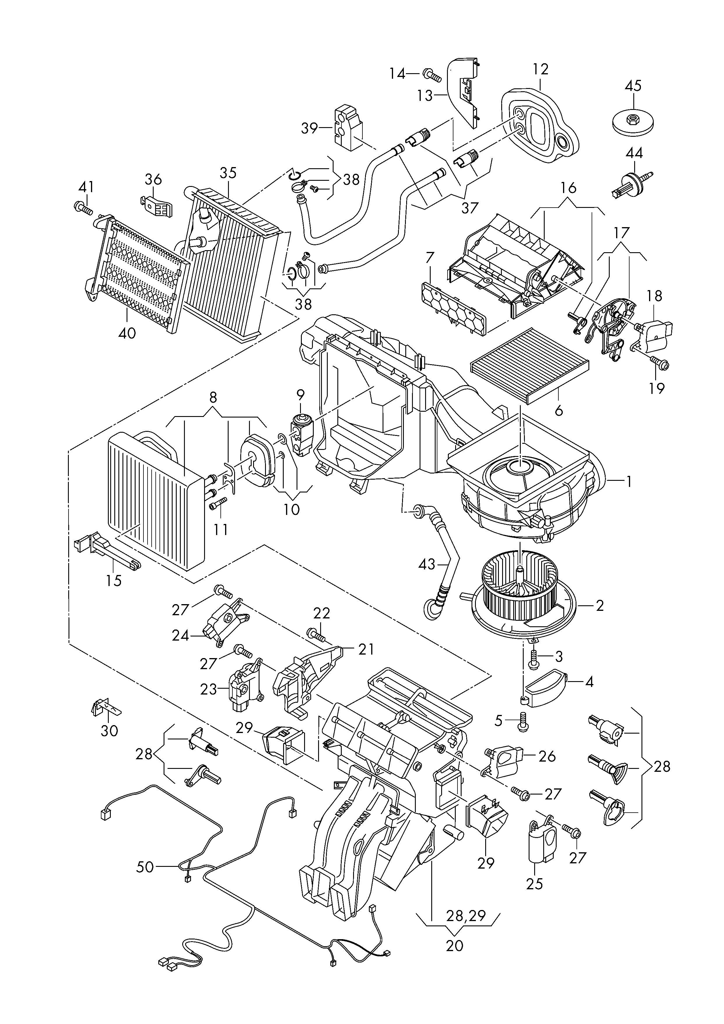 skoda octavia  2013 - 2017