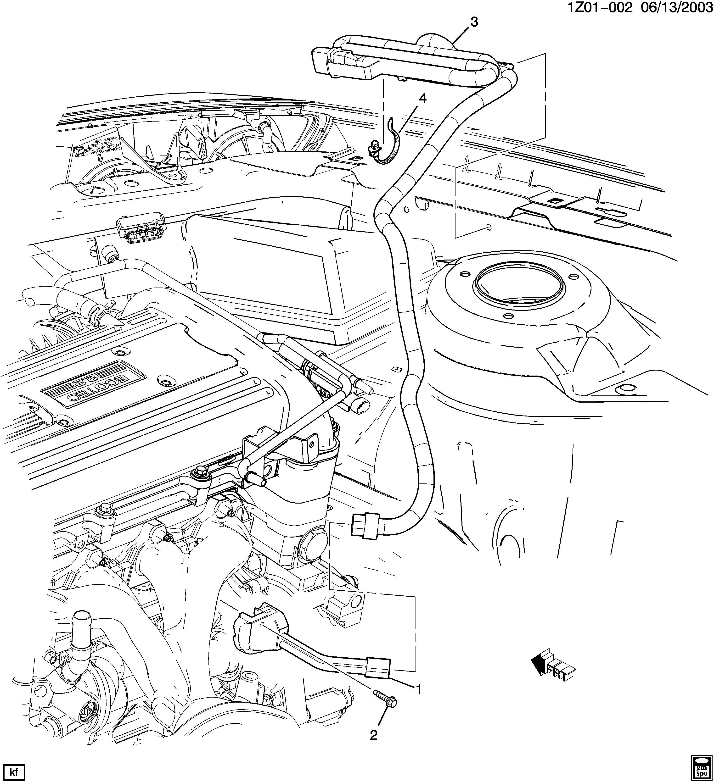 Pontiac G6  2 4b  K05   U0026gt  Epc