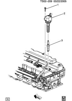 gm 2 5 4 cylnder tbi diagram