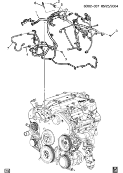 Wiring Harness For Ls2 further 4 6 To 5 Engine Swap furthermore 523754631644809566 further Gm Lq4 5 7 Engine in addition Throttle Body Ls3 Conversion Wiring Diagram. on ls3 wiring harness diagram
