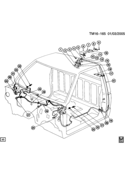 Headlight Switch Wiring Diagram 79 Cj7 moreover Chevrolet Truck 1989 Chevy Truck No Turn Signals moreover Watch also Wiring Trailer Lights Troubleshooting additionally Dodge Ramcharger Wiring Harness. on 1985 chevy truck tail light wiring diagram