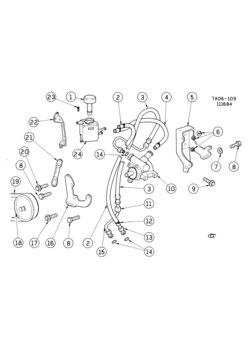 T14542438 Locate speed sensor further Gm Parts Diagrams Exploded Views furthermore T5 WC moreover 231 V6 Engine Diagram besides 160851188406. on gm transfer case parts
