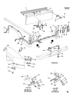 Diagram Of Jumper Cables