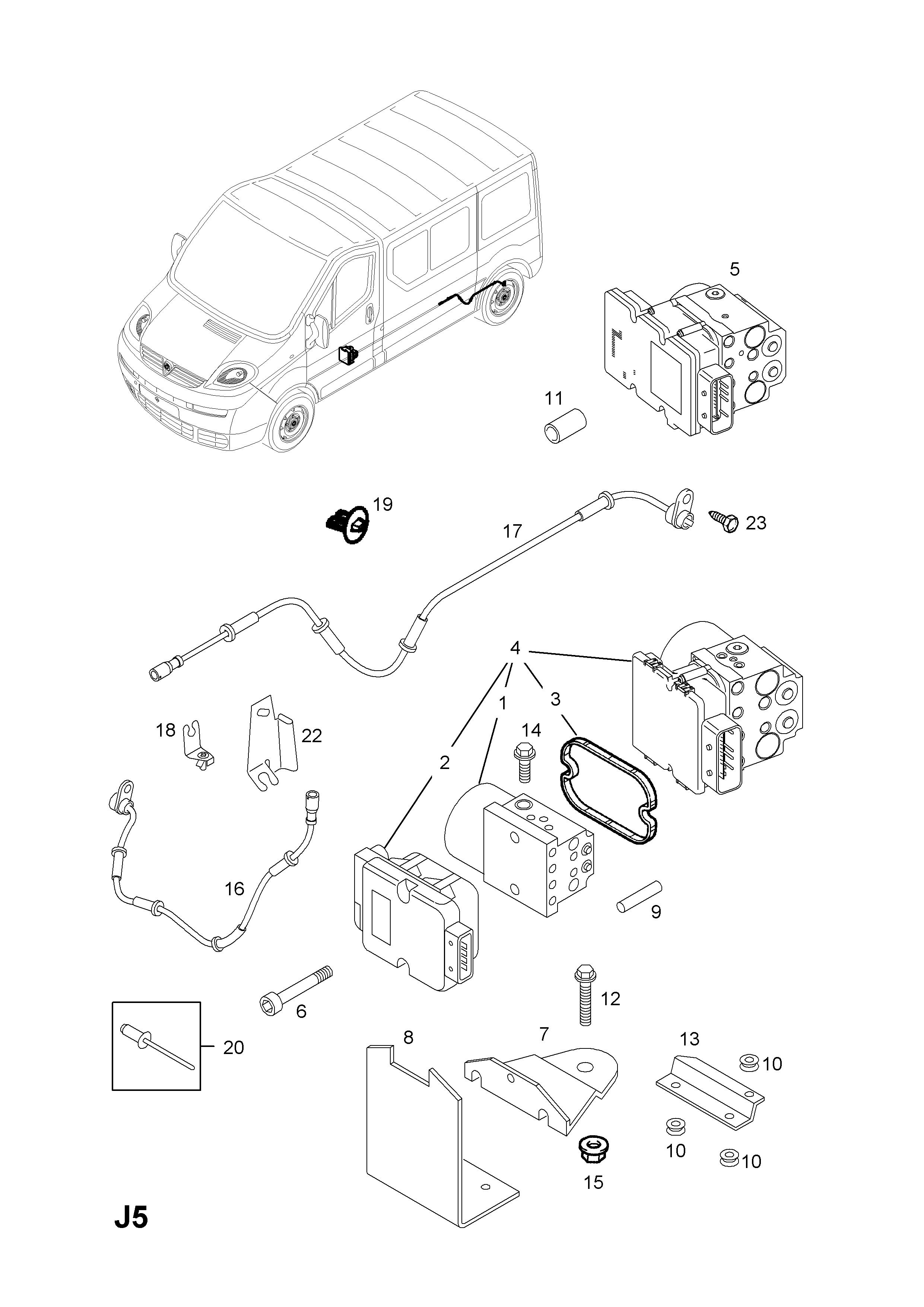 opel vivaro-a
