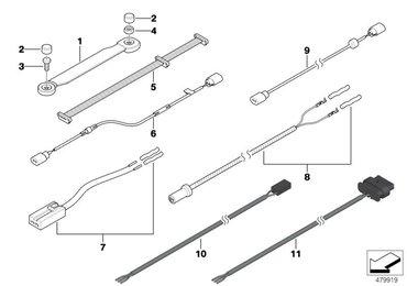 install 2003 bmw 745li belt diagram