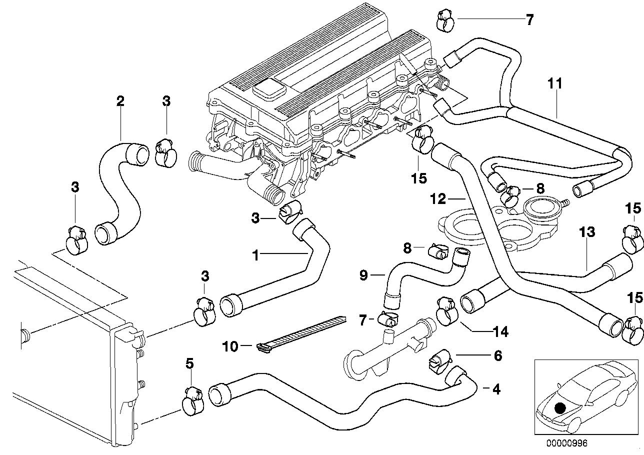 Bmw E46 N42 Cooling System Diagram Schematic Diagrams 1995 318i Engine E36 Coolant Nemetas Aufgegabelt Info 318ti Chevrolet