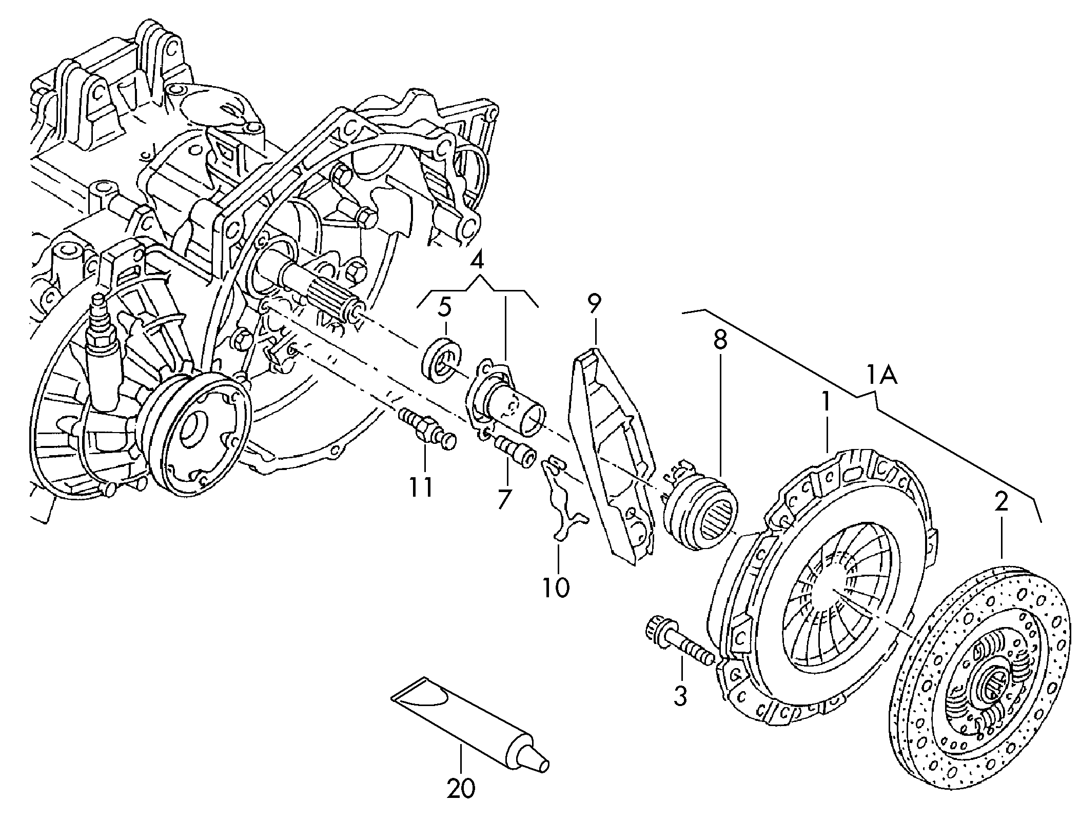 volkswagen passat  variant  2011 - 2015